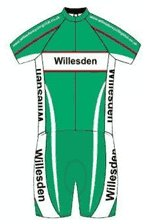 Willesden Cycling Club Kit