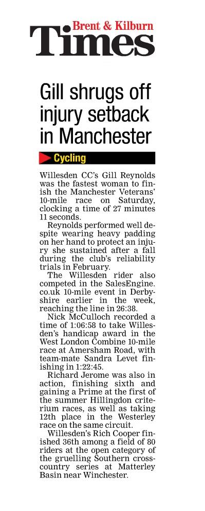 Brent-Kilburn Times 2013 04 19
