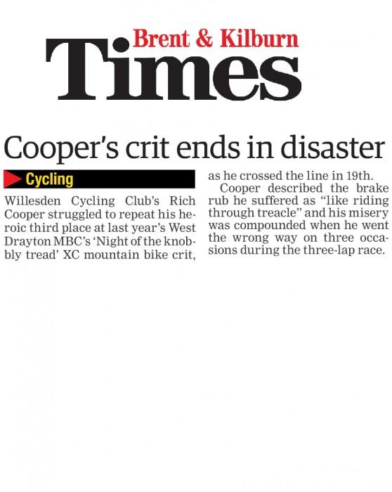 Bent Kilbirn Times 2013 10 24