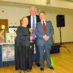 Ron & Joy Purdy Marshalling Trophy