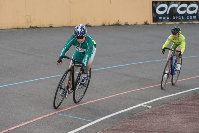 Tom Zittel Reading track league April 2014