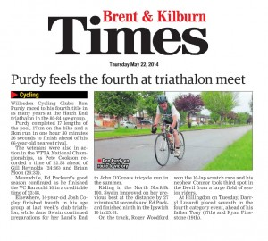 B and K Times - Purdy