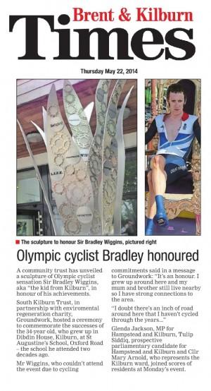K and B Times - Bradley
