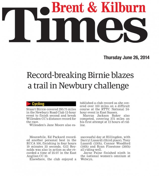B and K Times 2014 06 26