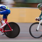 RaceWare Direct Reading GP 20k scratch race: George Clark and Connor Woodford