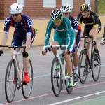 12 lap scratch race: Connor Woodford