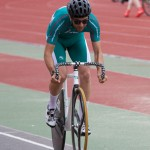 National Sprinters League qualifying 200m time trial: Tom Zittel
