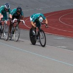 Points race minor sprint