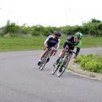 Two riders quickly gain a 30 second advantage