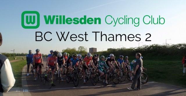 willesden CC BC West Thames 2