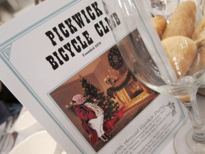 the oldest Dickensian Association
