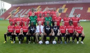 Hayes and Yeading Team Photo