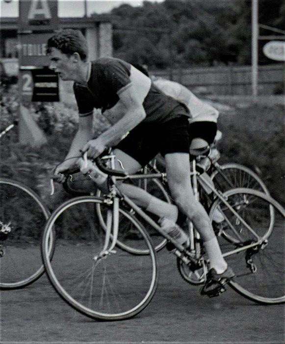 Ken Daniels, Willesden Rider